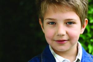 Elementary school child