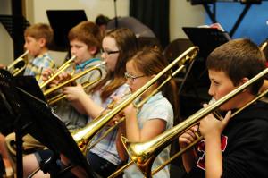 trumpets band